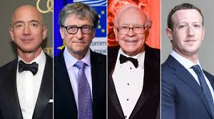 Oxfam report: world's 26 richest billionaires own same as total ...